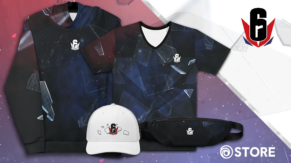 Rainbow Six Siege November Major Merch Sale News Thumbnail