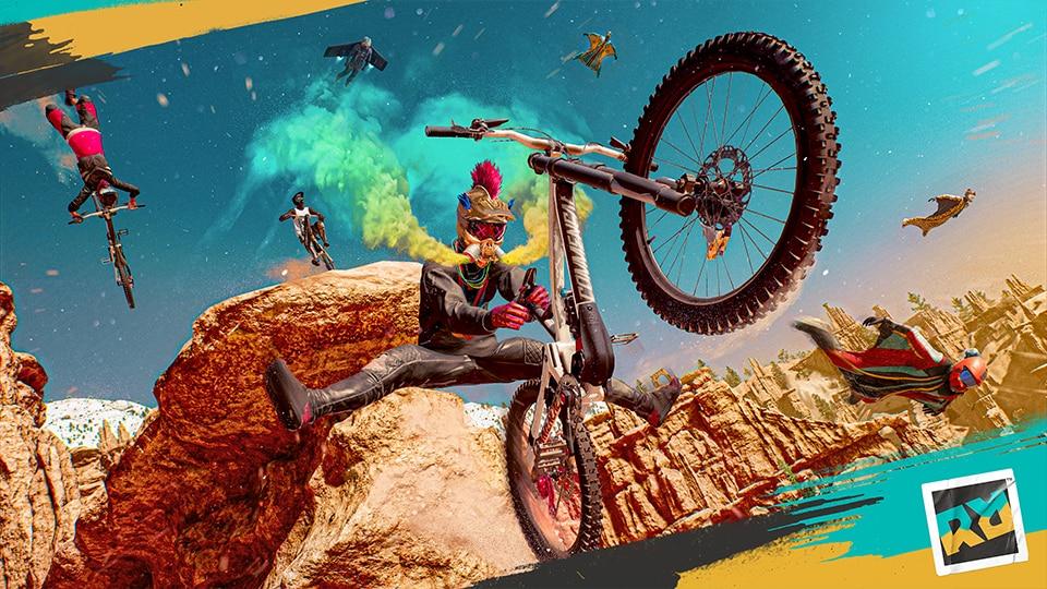 Revisión: Riders Republic, el juego para quien gusta del deporte extremo