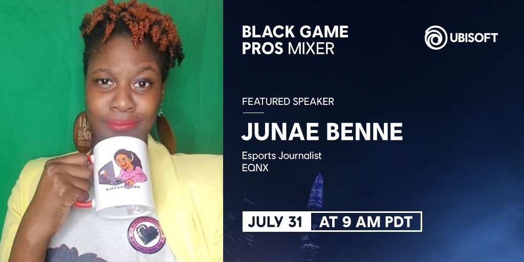 [UN][News] Catching Up On The Black Game Pros Mixer - Junae