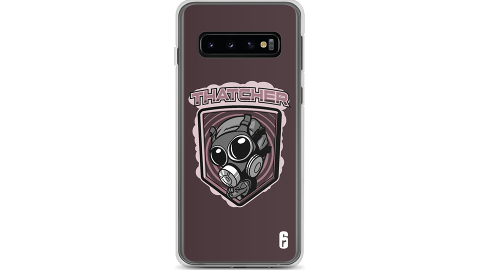 UN News - R6 Chibi Collection - IMG 05 - Thatcher Phone Case