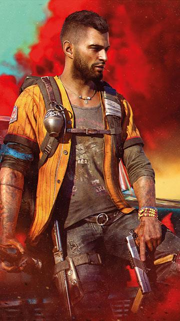 Male Dani Rojas In Far Cry 6