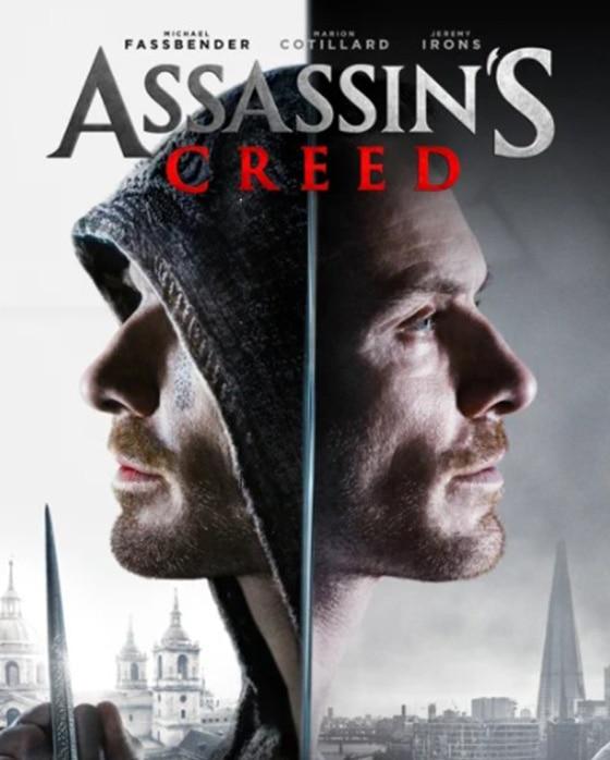 Ubisoft Entertainment - Assassins Creed Movie - DVD/Boxart