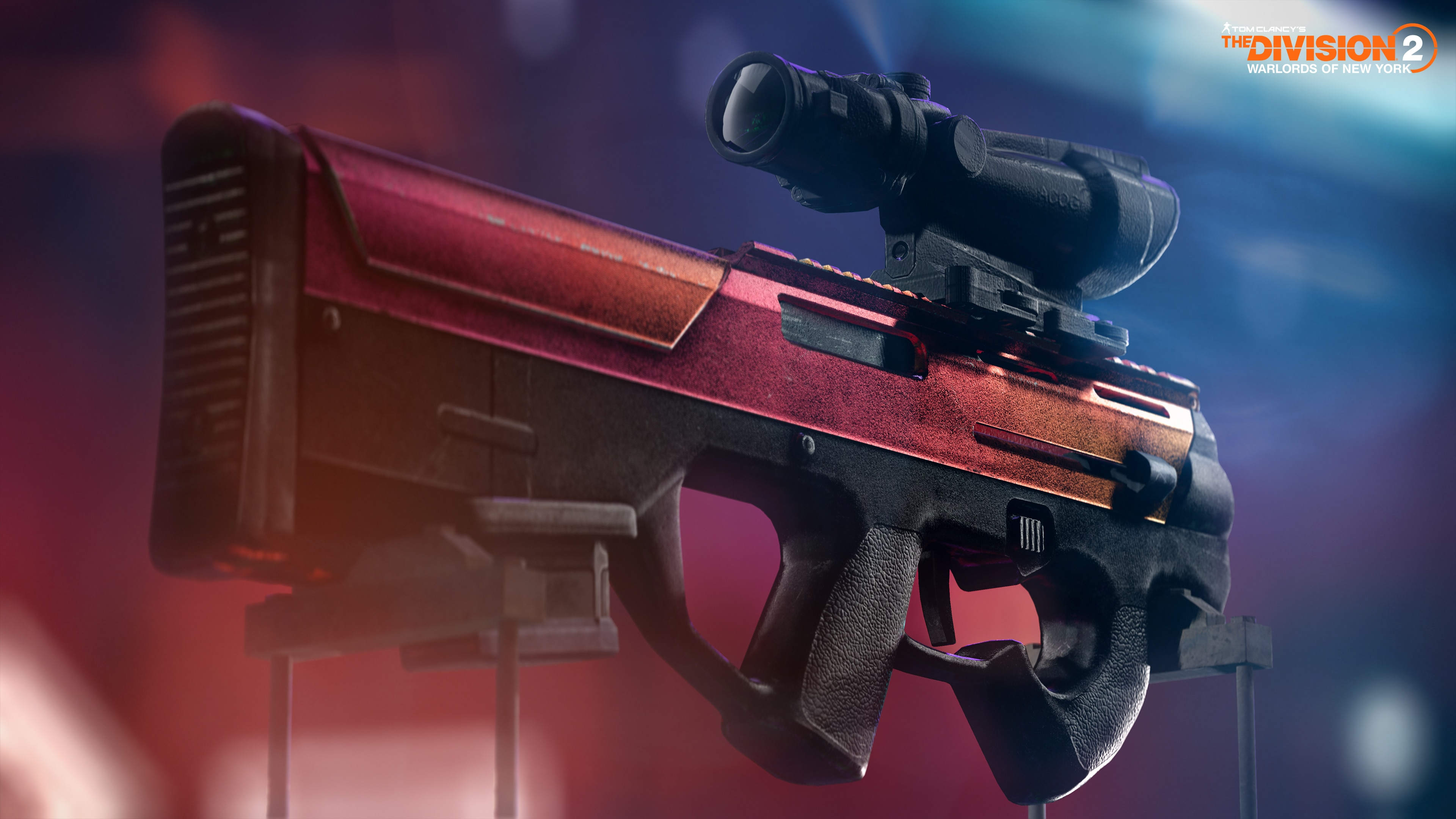 TCTD2 S4 Screenshot Weapon Exotic PDR Logo