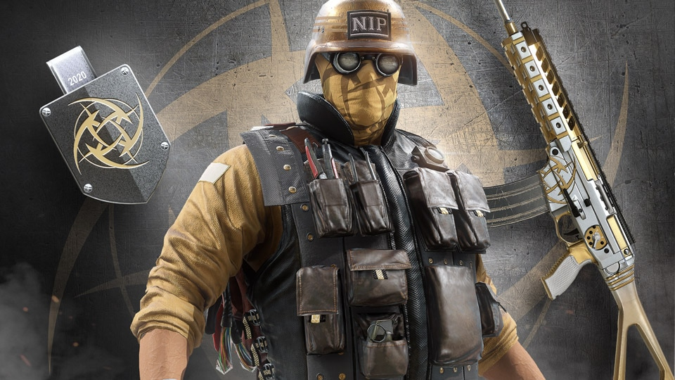 [R6SE][NEWS] R6share Teams Tier reveal - NIPThermite asset