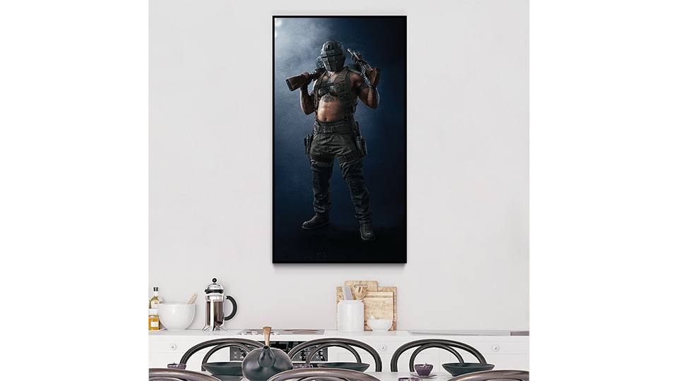 [UN] [News] Get Hype for the Six Invitational 2021 with the Ubisoft Store - Tachanka-Elite-Art