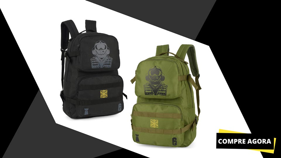 [ACV] News - BR Holiday Merch R6 Backpack