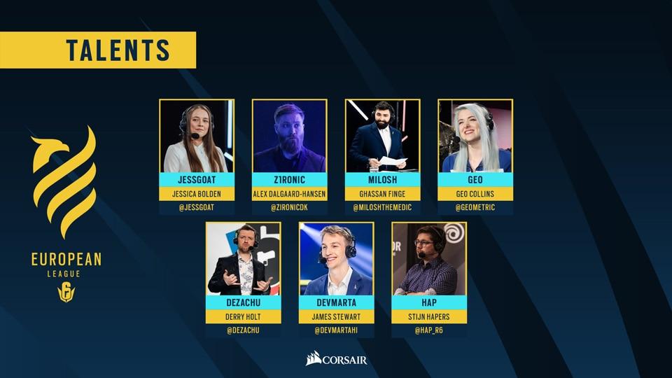 European League Talents