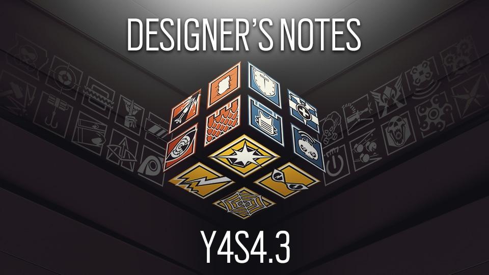 Designers Notes Header 4.3