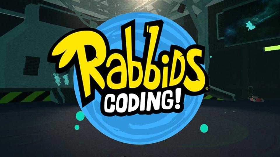 Ubisoft Entertainment - Education Events Category - Rabbids Coding Programming Thumbnail