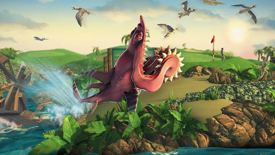 Ubisoft Entertainment - Books Music Category - Hungry Shark Literature Thumbnail