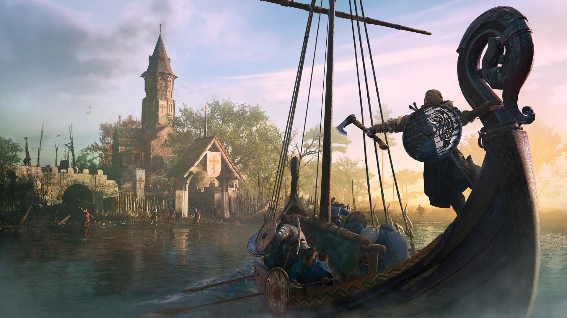 Assassin's Creed Valhalla – Assault Castles, Repair Broken Kingdoms, and Recruit a Cat Raider on November 17 - Image 4