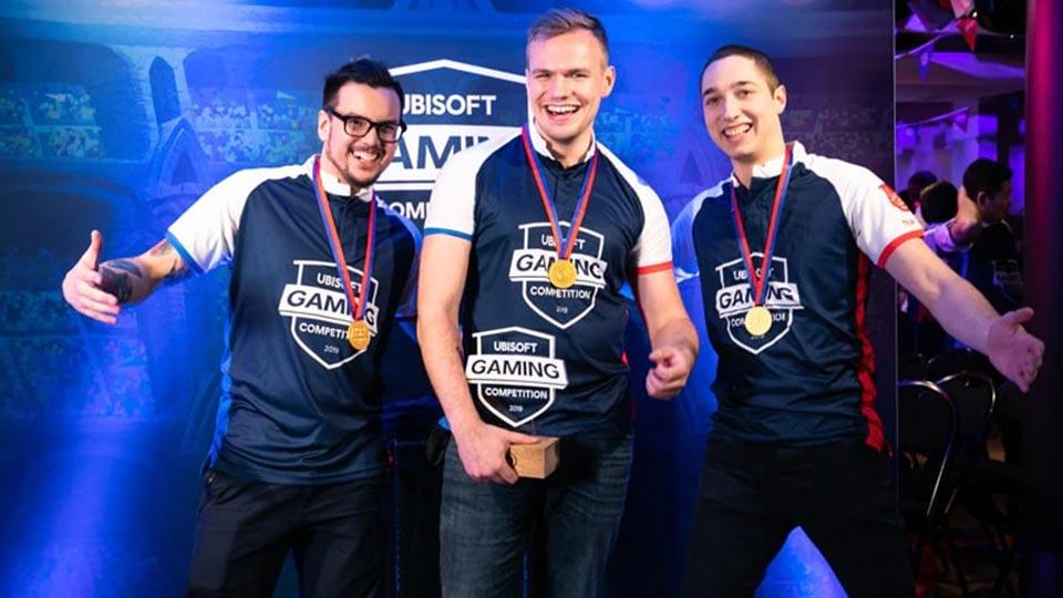 Ubisoft Entertainment - Education Events Category - Ubi Gaming Competition Thumbnail