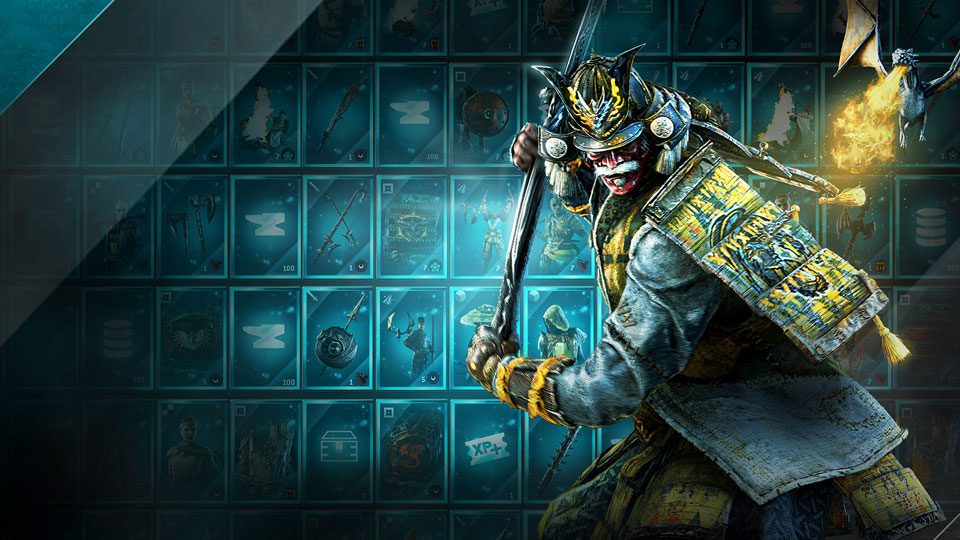 For Honor Battle Pass - Premium Rewards Promo Art