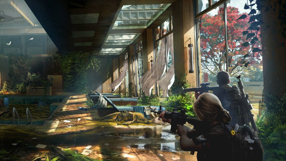 Welcome to The Division 2 Open Beta