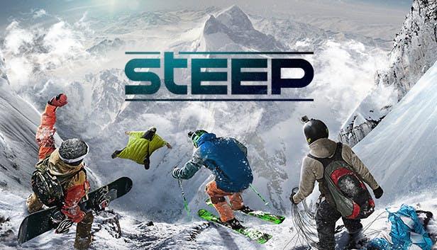 Steep - Disponível agora para PS4, Xbox One & PC | Ubisoft (BR)
