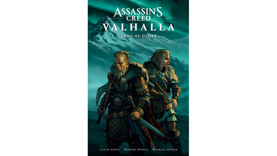 Assassin's Creed Universe Expands with New Novels, Graphic Novels, and More - Image 2