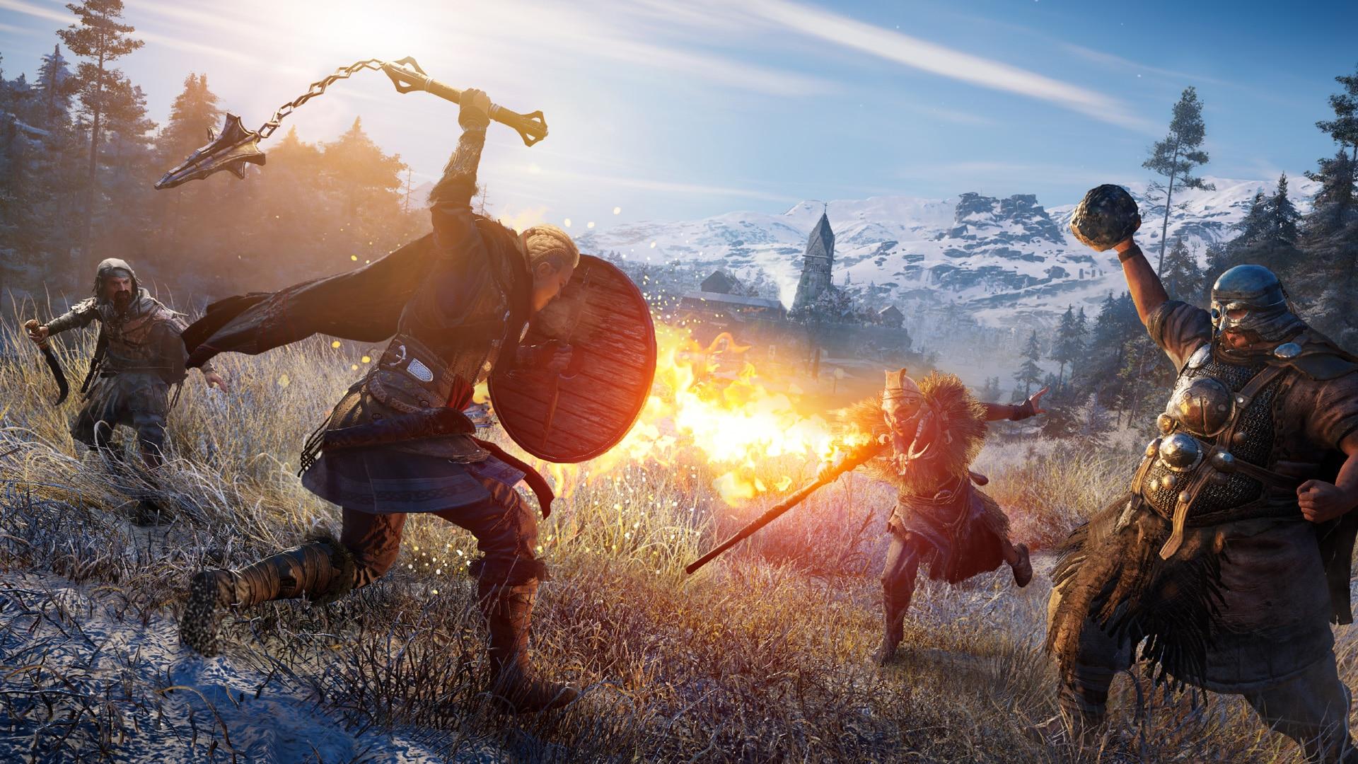 Assassin's Creed Valhalla – Assault Castles, Repair Broken Kingdoms, and Recruit a Cat Raider on November 17 - Image 2