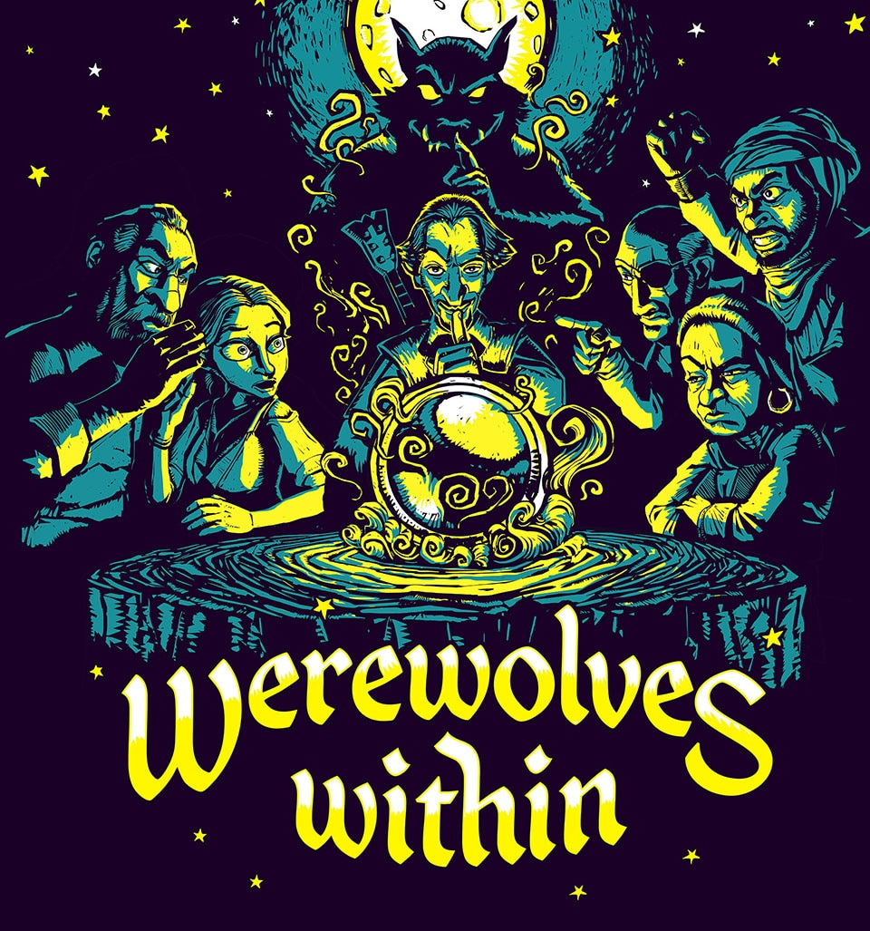[UN] [News] 'Werewolves Within' Movie Announces Ensemble Cast