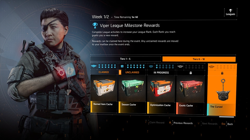 TCTD2NEWSSeason4 Viper-League-Rewards-3 960x540