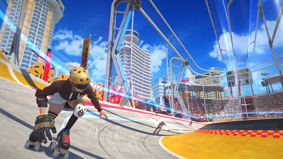 [RBS] [News] Roller Champions Brings Fast-Paced Action to Uplay, Demo Available Now – E3 2019 - screen 3