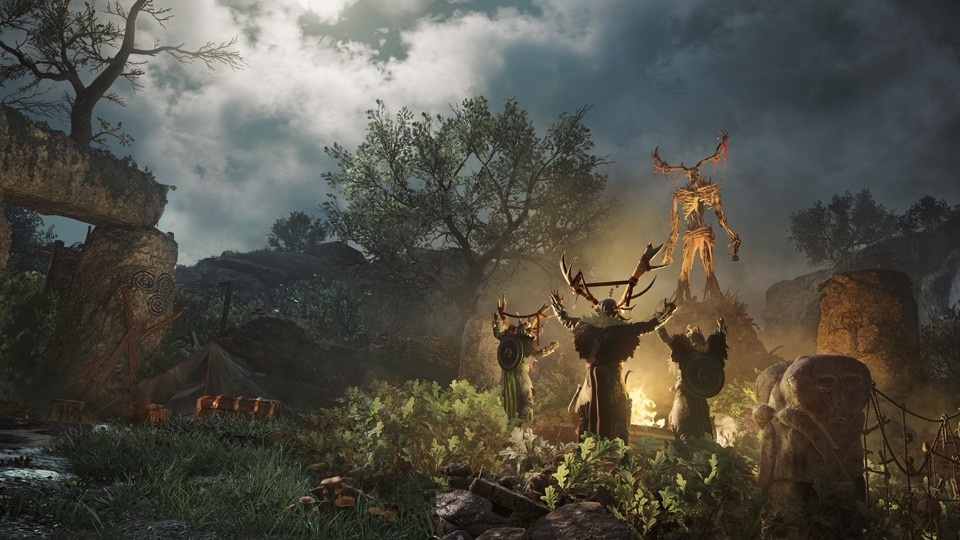 [UN] [News] Assassin's Creed Valhalla Wrath of the Druids – The Real History - DoonDaven