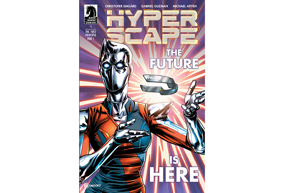 [UN] [News] Hyper Scape Free Digital Comic Out Now – Writer Q&A - full