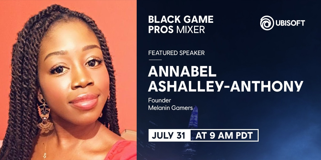 [UN][News] Catching Up On The Black Game Pros Mixer - Annabel