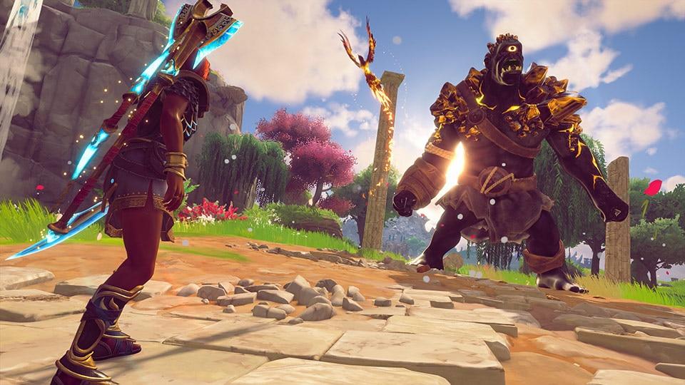 Muestran los modos visuales que ofrecerá Immortals Fenyx Rising en Xbox Series X 2