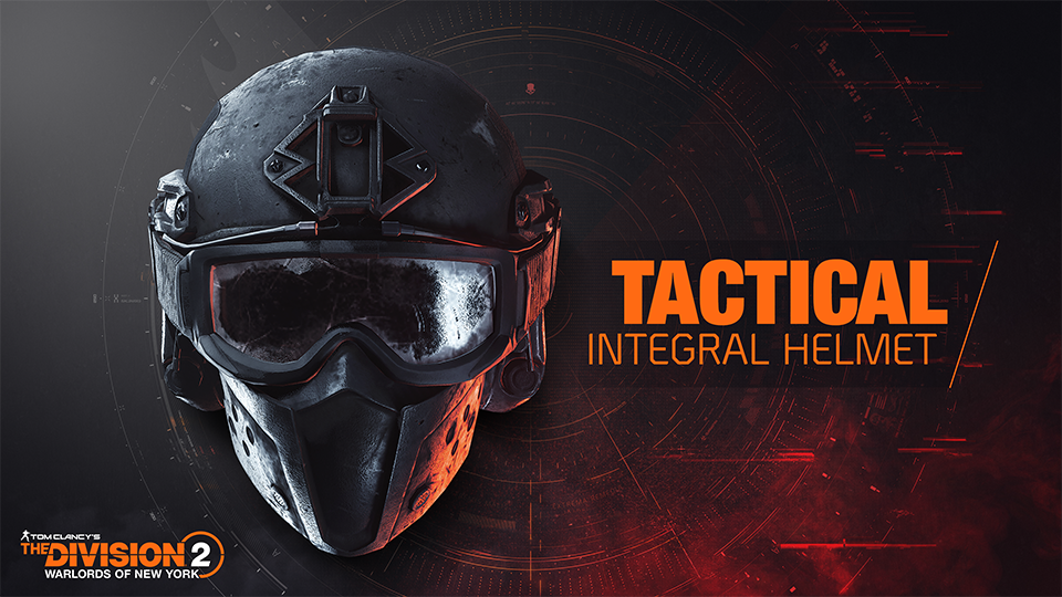 [TCTD2] Tactical Integral Helmet