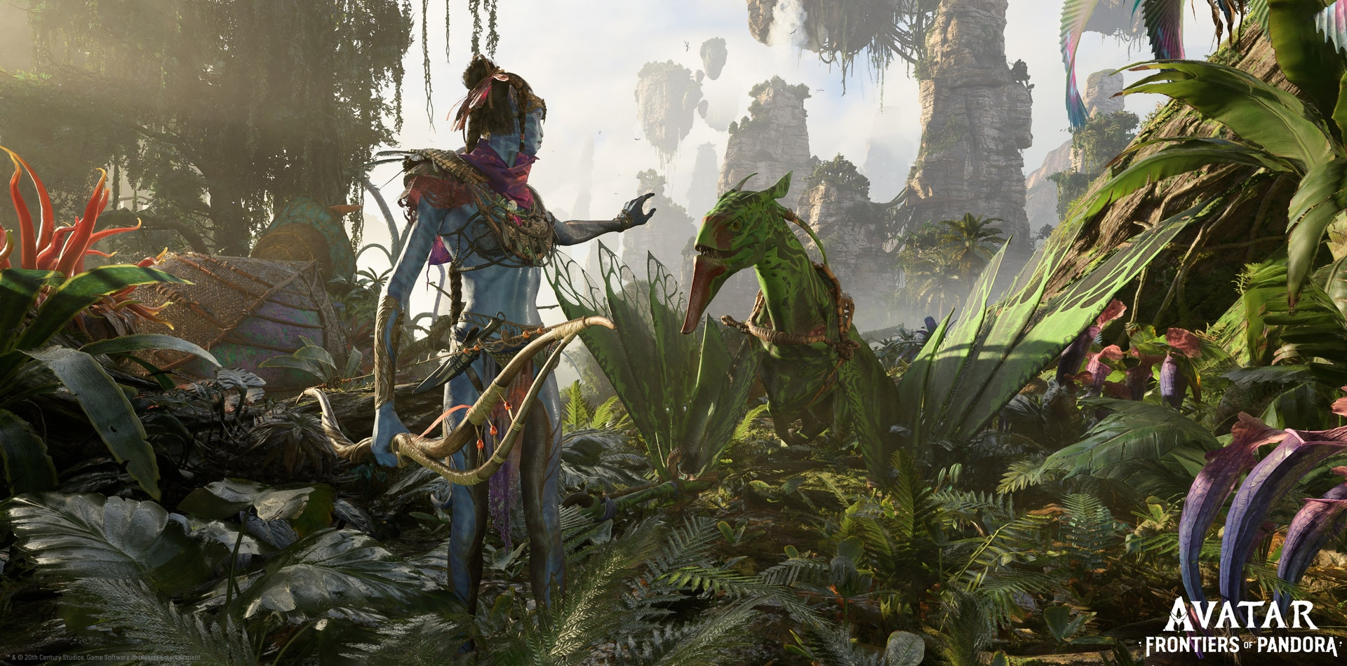 'It's Not Just the Tech, but the People' – How Avatar: Frontiers of Pandora Embraces Creativity While Pushing Boundaries of Technology - Image 2