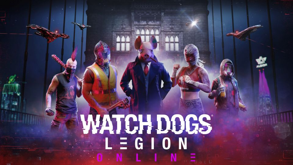 Watch Dogs: Legion on PS4, Xbox One, PC, Stadia | Ubisoft (US)