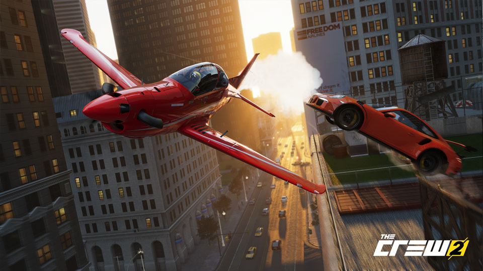 Play The Crew 2 for Free From April 9-13 - Image 1