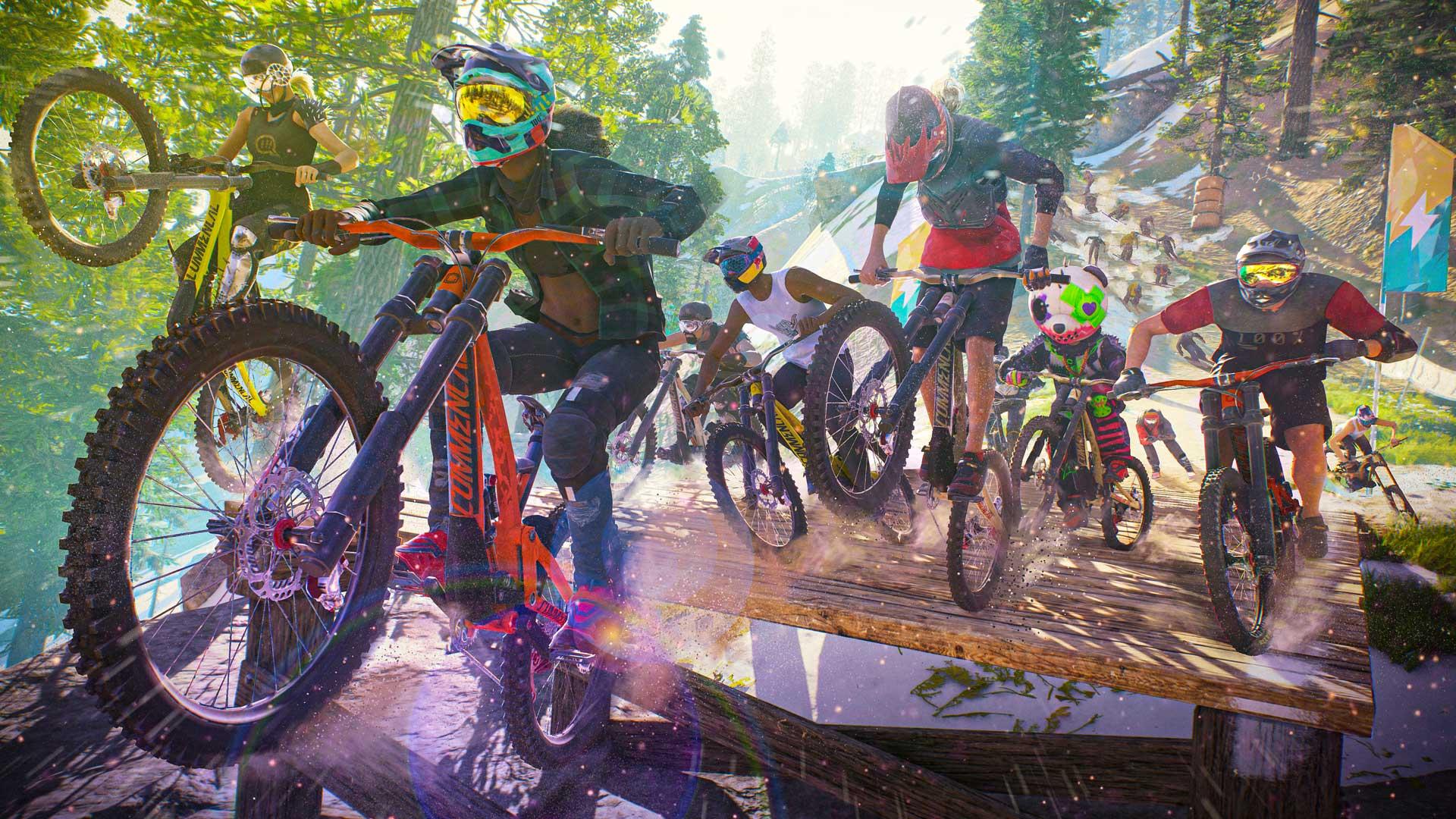 Riders Republic para PC, PS4, Xbox One e Mais | Ubisoft (BR)