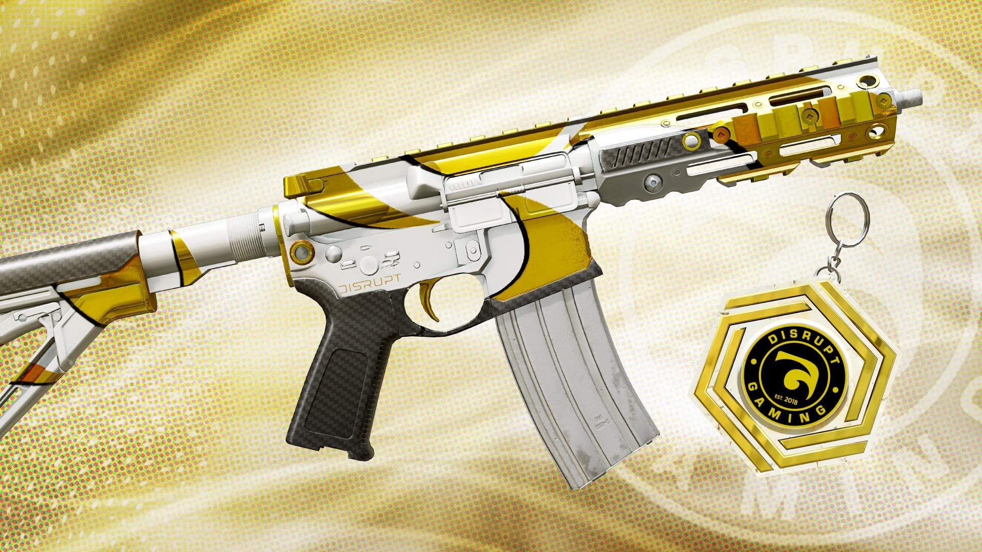 Y6S2 Proteams Disrupt weaponkit 1920x1080