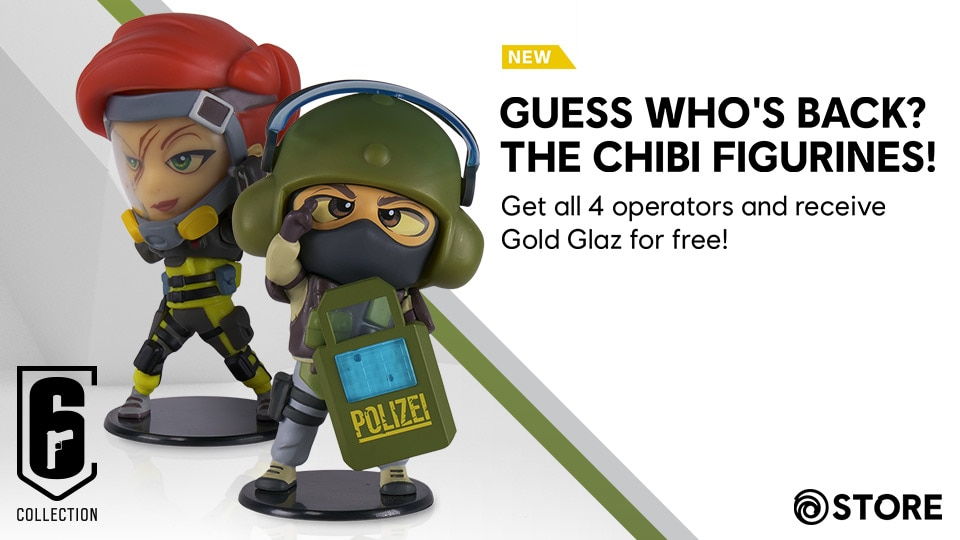 THE NEWEST CHIBI FIGURINES ARE NOW AVAILABLE! - Download THE NEWEST CHIBI FIGURINES ARE NOW AVAILABLE! for FREE - Free Cheats for Games