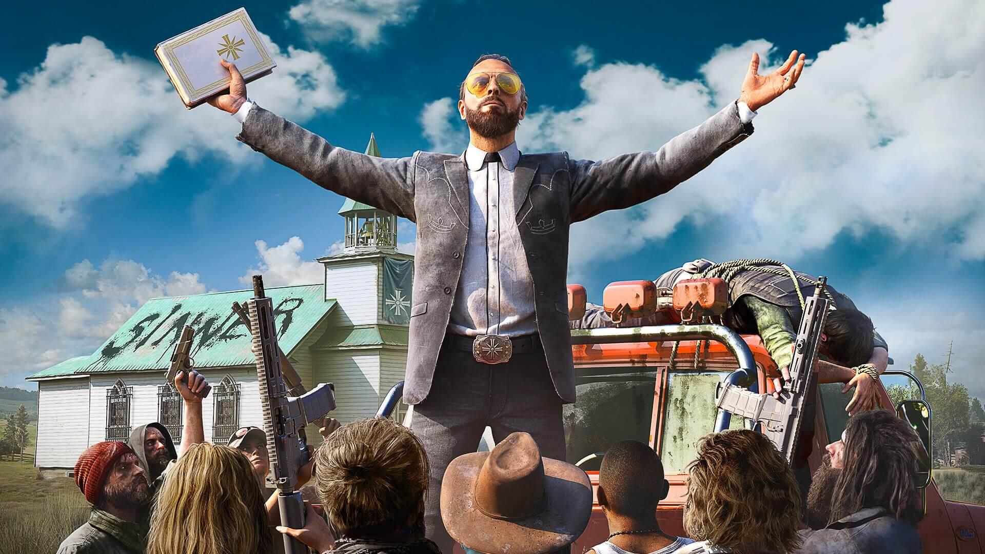 Soporte de Far Cry 5 | Ubisoft Help oficial