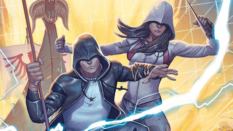 Ubisoft Entertainment - Books Music Category - AC Last Descendants Book 3 Thumbnail