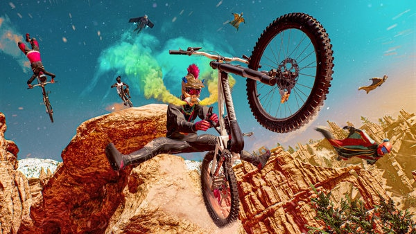 All About Bikes in Riders Republic
