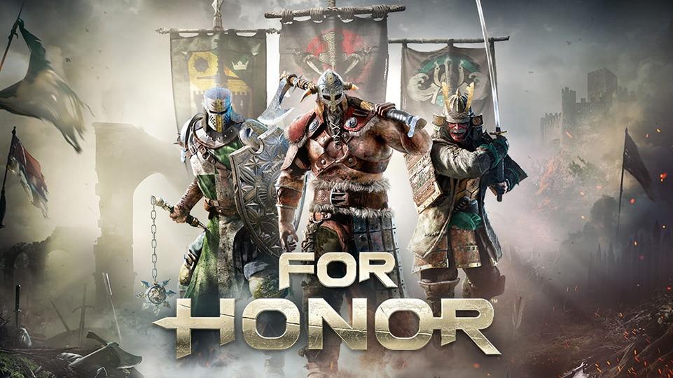 For Honor - Disponível agora para PS4, Xbox One, e PC | Ubisoft (BR)