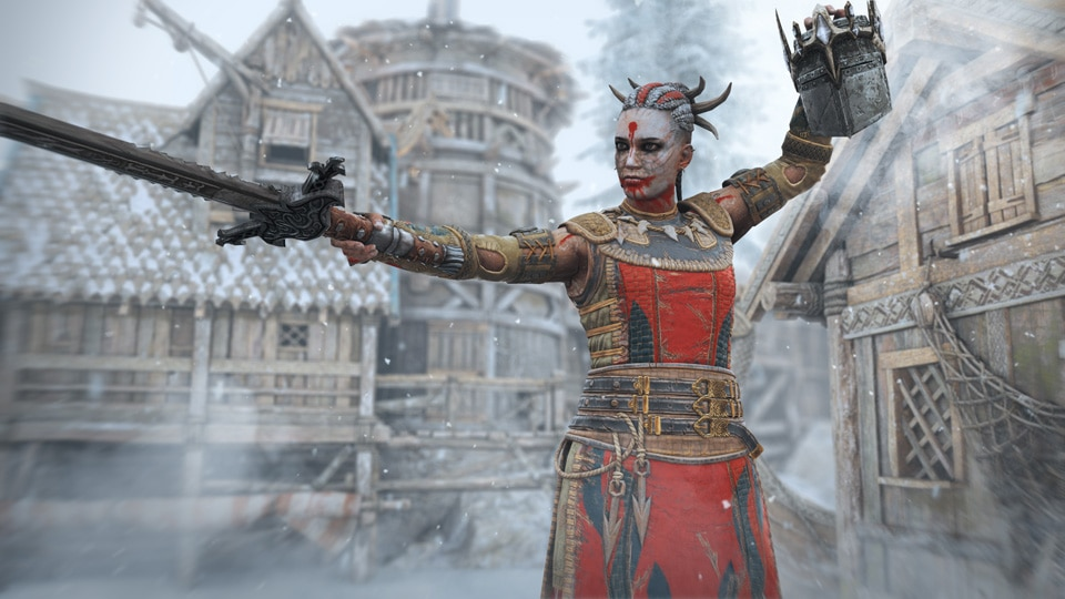 [UN] [News] For Honor – New Season, Tyranny, Starts Today - emote