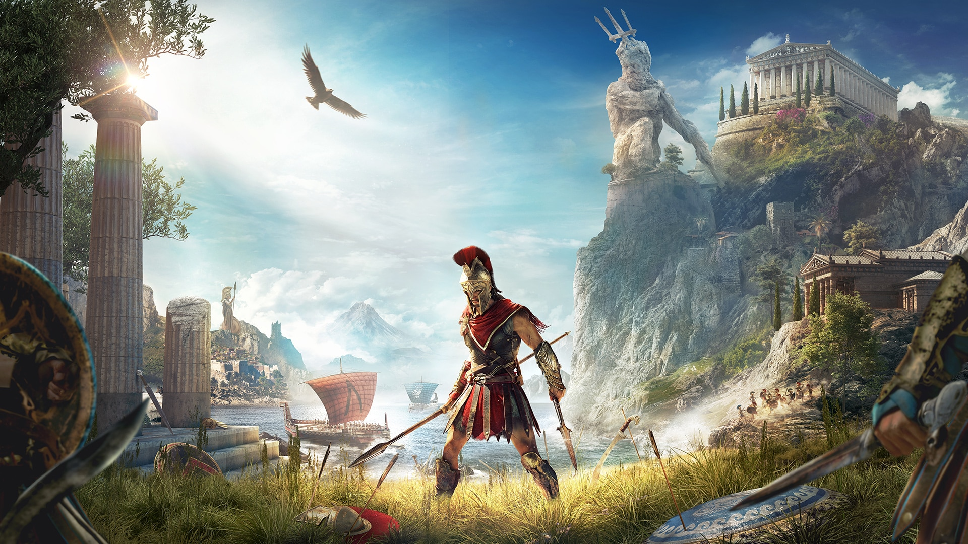 Assassin's Creed Odyssey per PS4, Xbox One, PC | Ubisoft (UK)