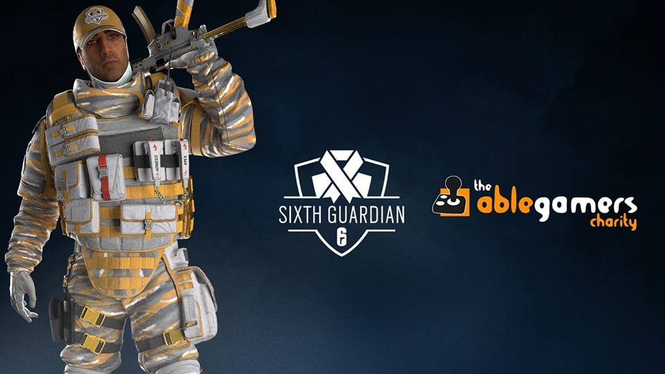 [UN] [News] Rainbow Six Siege Launches Sixth Guardian Charity Bundles - blogheader alt.png