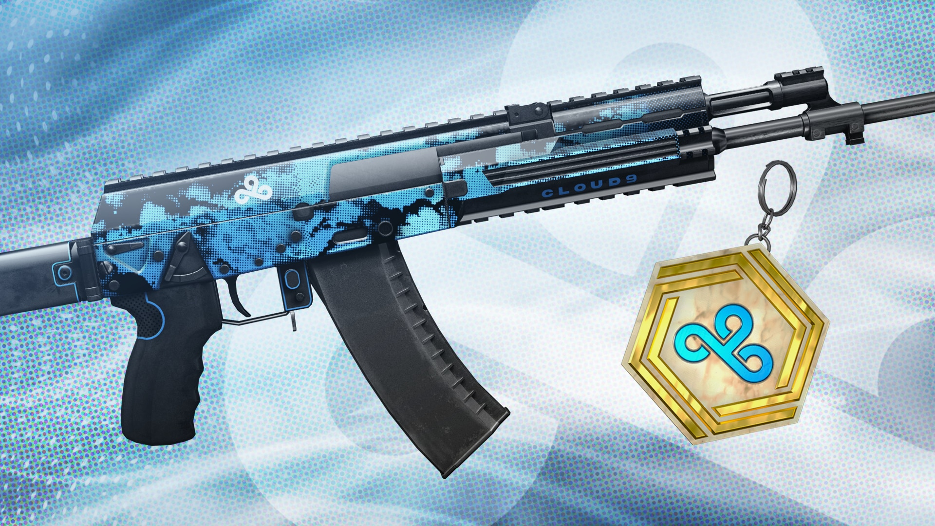 Proteam Cloud9 WeaponKit 1920x1080