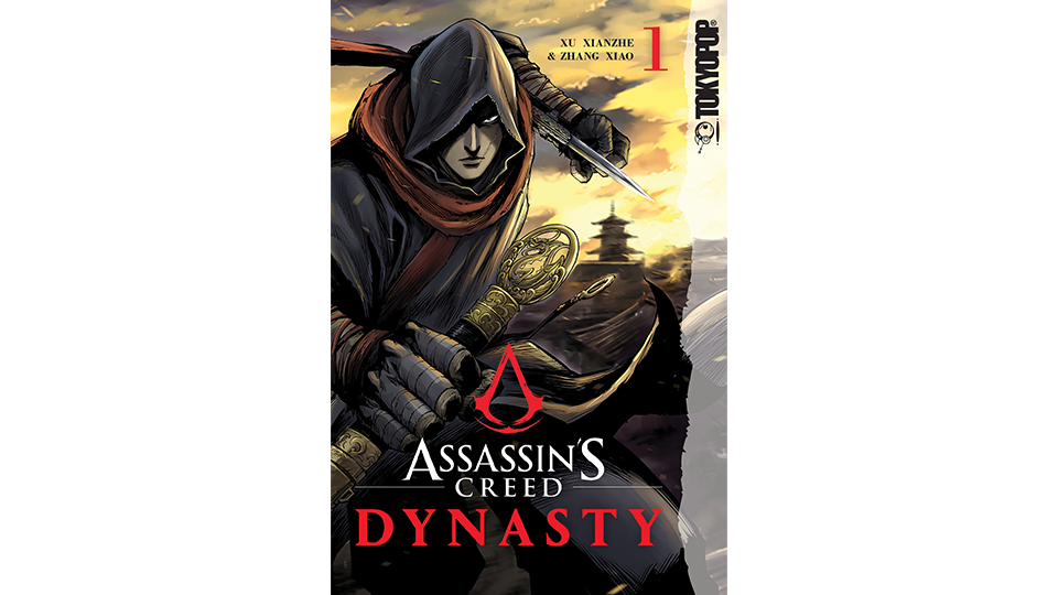 Assassin's Creed Universe Expands with New Novels, Graphic Novels, and More - Image 5