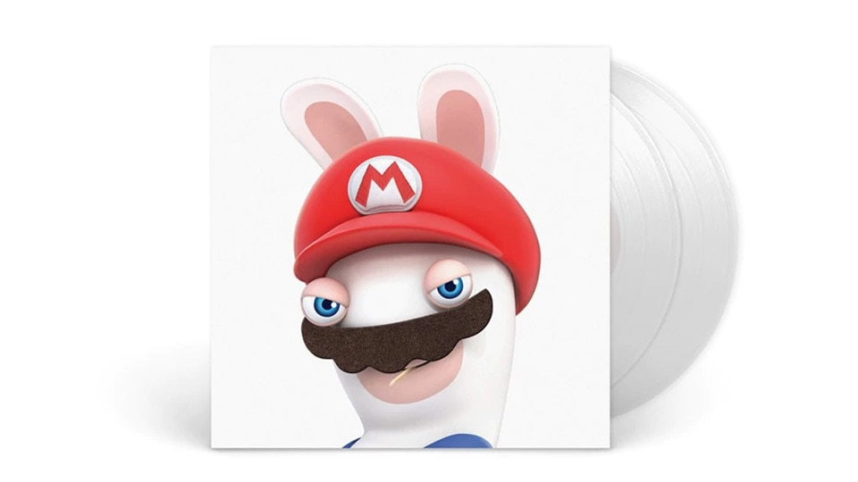 Ubisoft Entertainment - Books Music Category - Rabbids Kingdom Battle Soundtrack Thumbnail