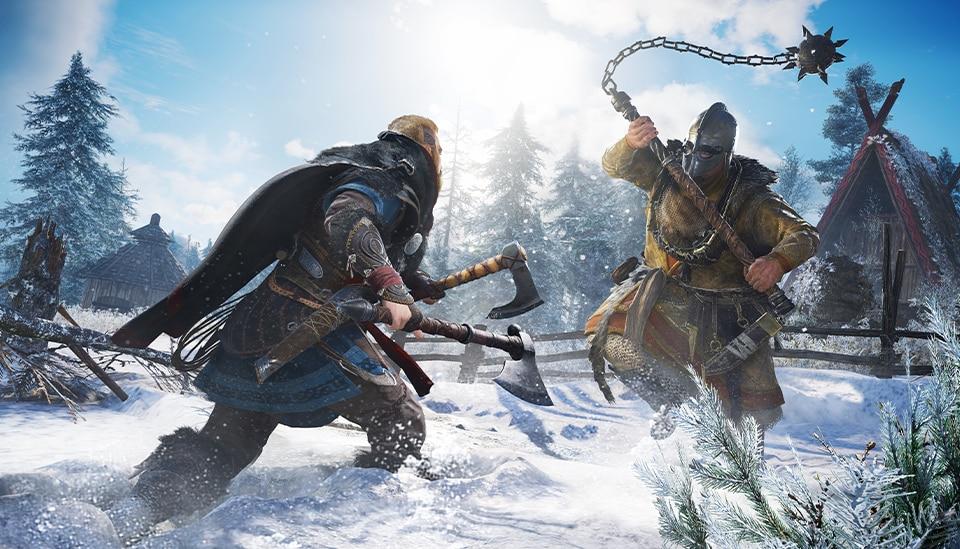 Buy Assassins Creed Valhalla PS5