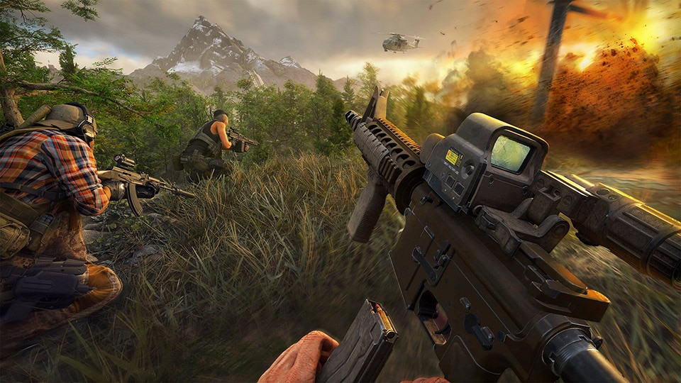 Ghost Recon Frontline Introduces Massive, Free-To-Play Multiplayer Battles - Image 3