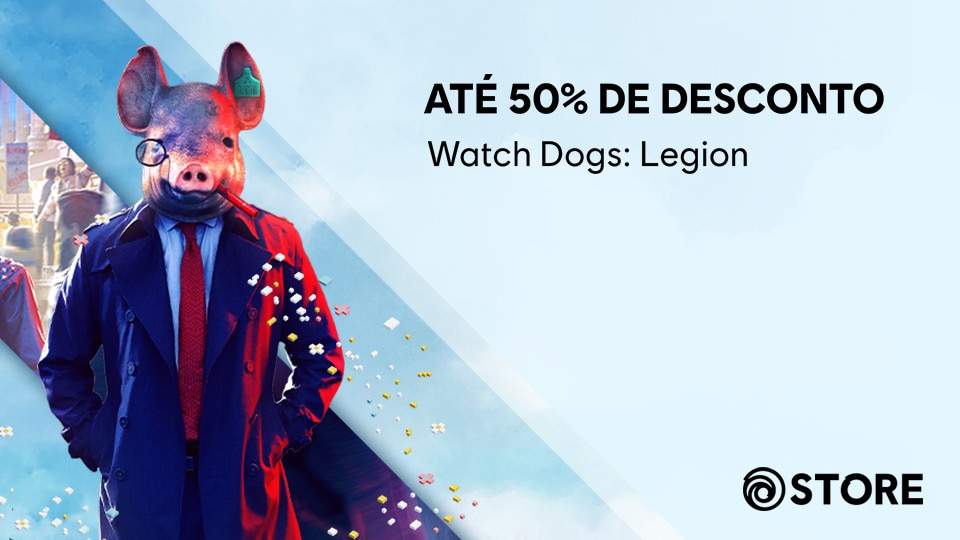 [WDL][News][STORE] Up to 50% off Watch Dogs: Legion for our Spring Sale!