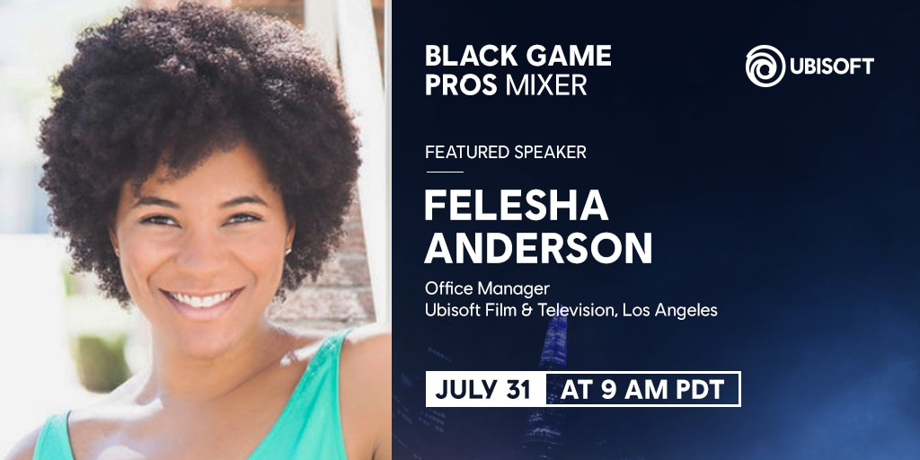 [UN][News] Catching Up On The Black Game Pros Mixer - Felesha