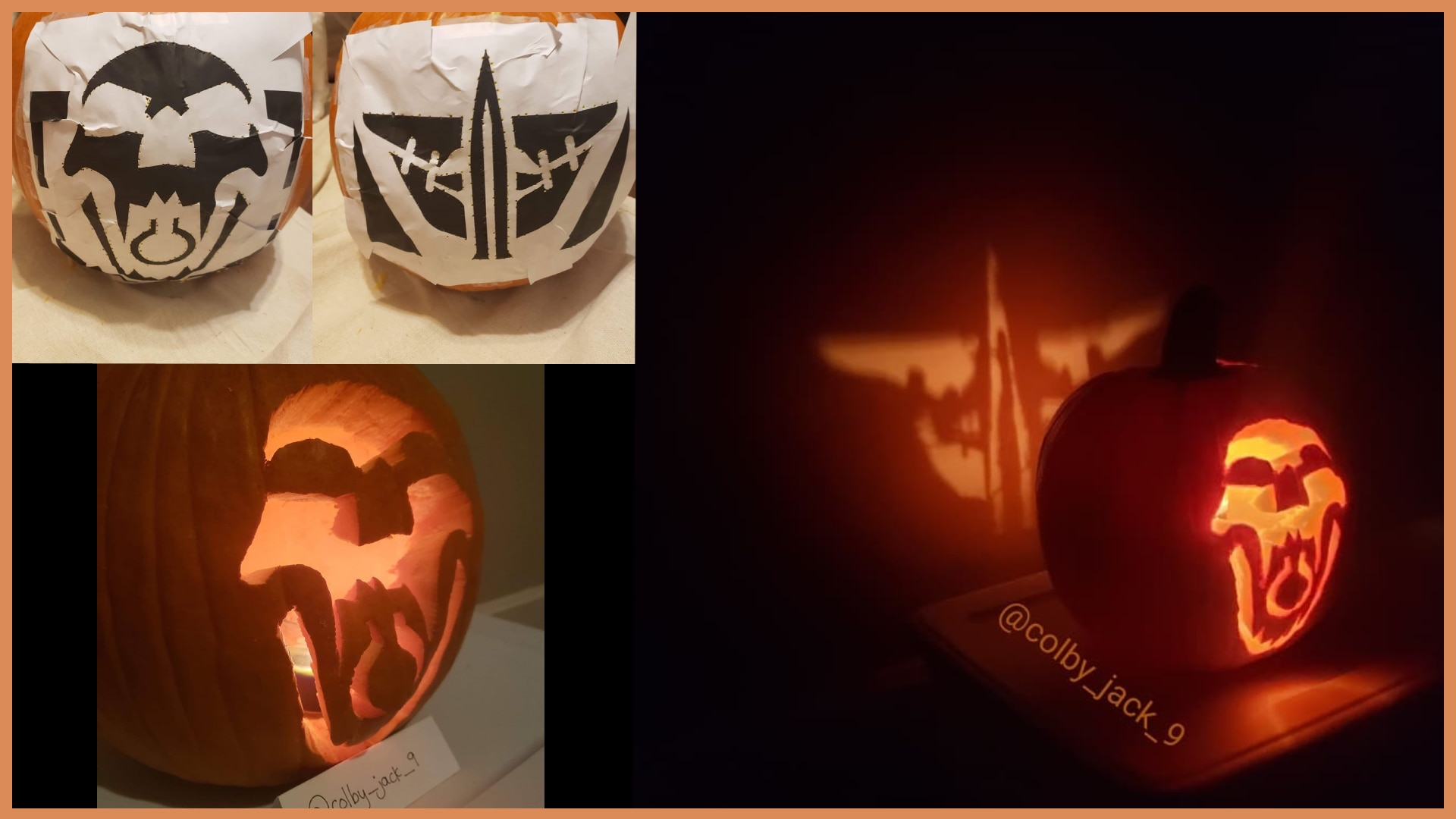 [R6S] PumpkinContest 3